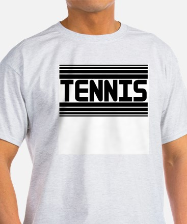 Tennis Ash Grey T-Shirt