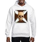 Skull & Cross Hooded Sweatshirt