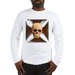 Skull & Cross Long Sleeve T-Shirt