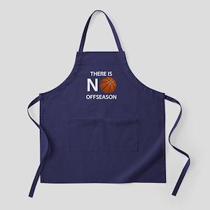 No Basketball Offseason Apron (dark)