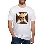 Skull & Cross Fitted T-Shirt