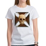 Skull & Cross Women's T-Shirt
