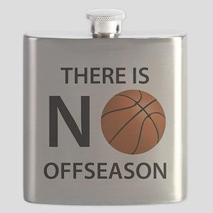 No Basketball Offseason Flask
