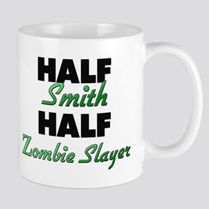 Half Smith Half Zombie Slayer Mugs