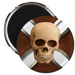 Skull & Cross Magnet
