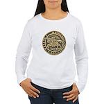 Templar Seal Women's Long Sleeve T-Shirt