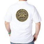 Templar Seal Golf Shirt