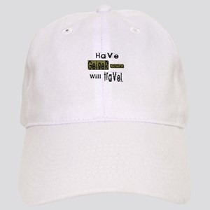 Have Geiger counter, will travel. Cap