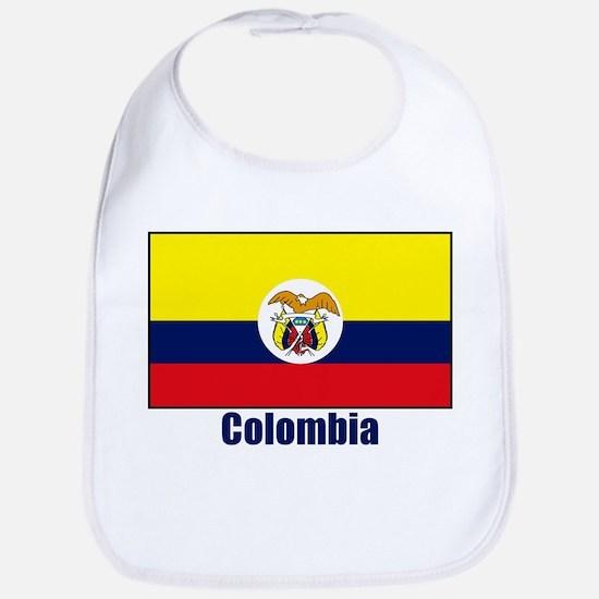 Colombia Baby Bib