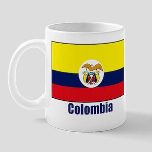 Colombia Gifts Mug