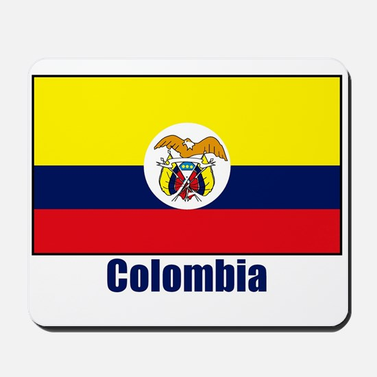 Colombia Gifts Mousepad