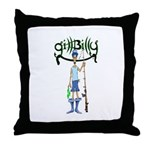 Gill Billy Throw Pillow