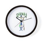 Gill Billy Wall Clock