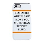 tennis iPhone 7 Tough Case