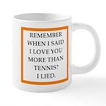 tennis Mugs