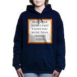 tennis Sweatshirt