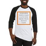 tennis Baseball Jersey