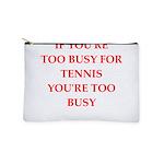 tennis Makeup Pouch