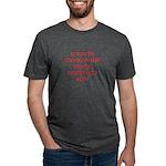 tennis Mens Tri-blend T-Shirt
