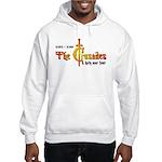 Crusades Rock Tour Hooded Sweatshirt