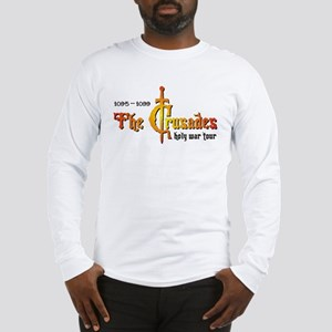 Crusades Rock Tour Long Sleeve T-Shirt