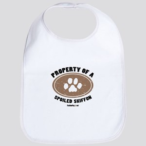 Shiffon dog Bib