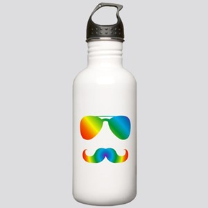 Pride sunglasses Rainb Stainless Water Bottle 1.0L