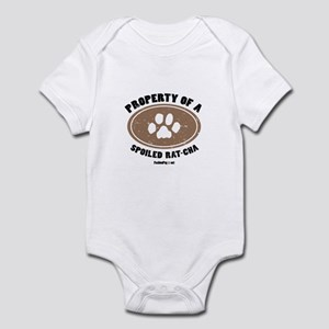 Rat-Cha dog Infant Bodysuit