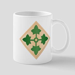 SSI - 4th Infantry Division Mug