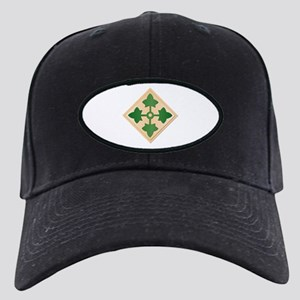 SSI - 4th Infantry Division Black Cap