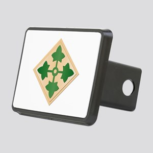 SSI - 4th Infantry Division Rectangular Hitch Cove