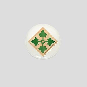 SSI - 4th Infantry Division Mini Button