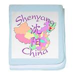 Shenyang China baby blanket