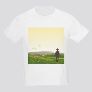 A Vision of Pendle Hill Kids T-Shirt