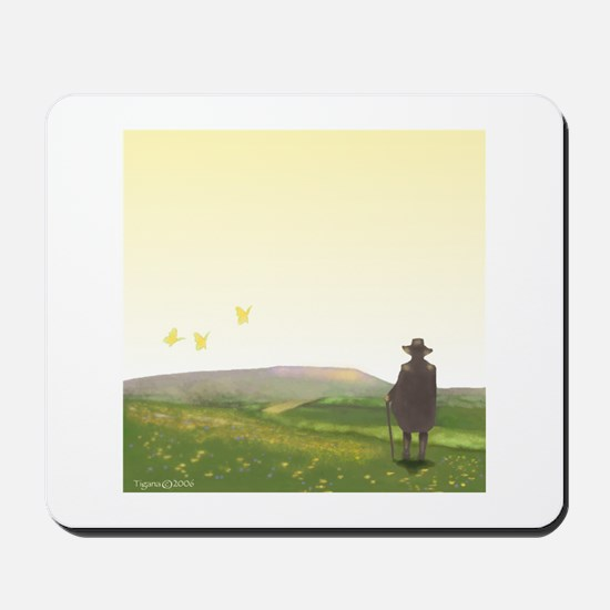 A Vision of Pendle Hill Mousepad