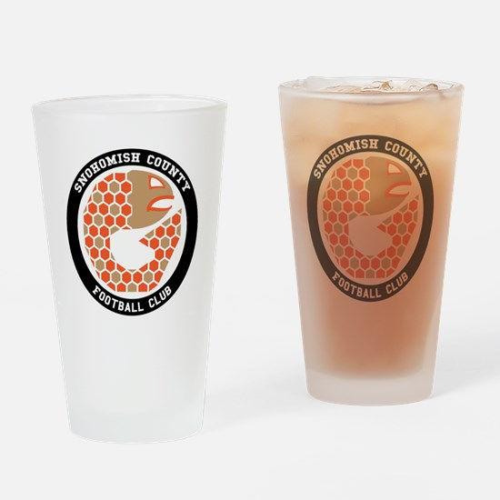 Cute Snohomish Drinking Glass