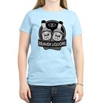 Beaver Liquors Women's Light T-Shirt