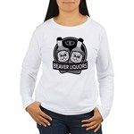Beaver Liquors Women's Long Sleeve T-Shirt