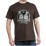 Beaver Liquors Dark T-Shirt