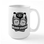Beaver Liquors Large Mug