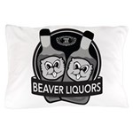 Beaver Liquors Pillow Case