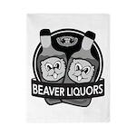 Beaver Liquors Twin Duvet