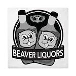 Beaver Liquors Queen Duvet