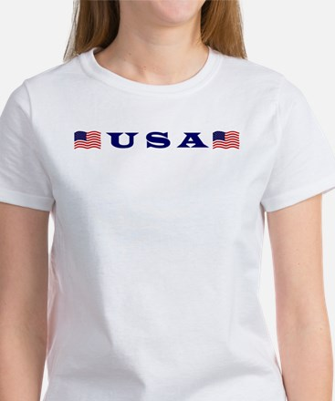 USA Wear Women's T-Shirt