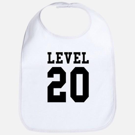 Level 20 Bib