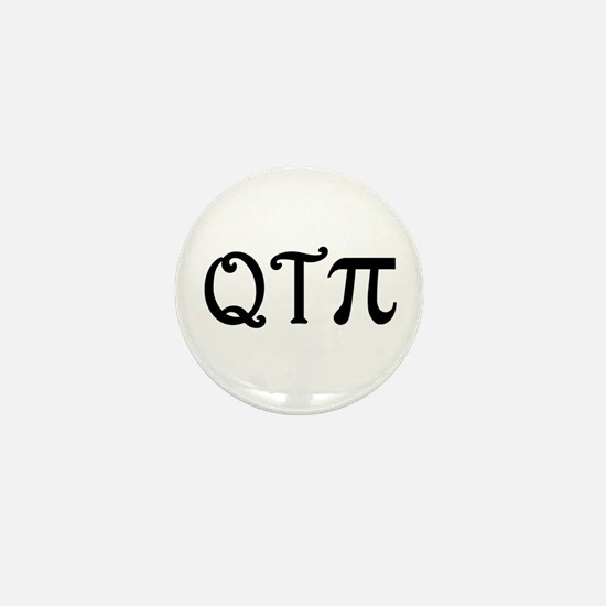 Q-T-Pi Mini Button