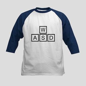WASD Kids Baseball Jersey