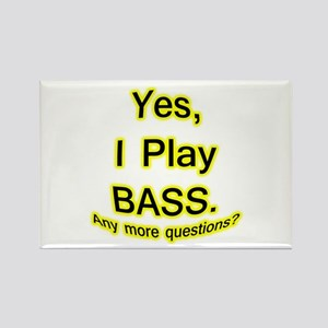 yes i play bass Magnets