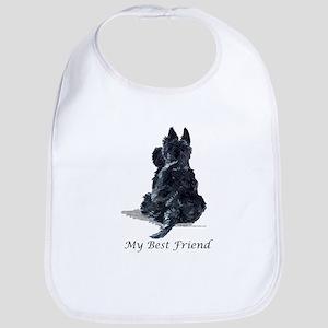 Scottish Terrier AKC Bib