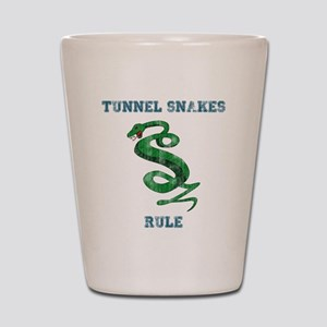 Tunnel Snakes Rule! Shot Glass